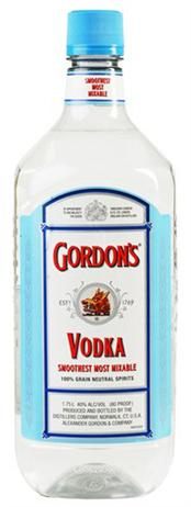 Gordons Vodka 80@